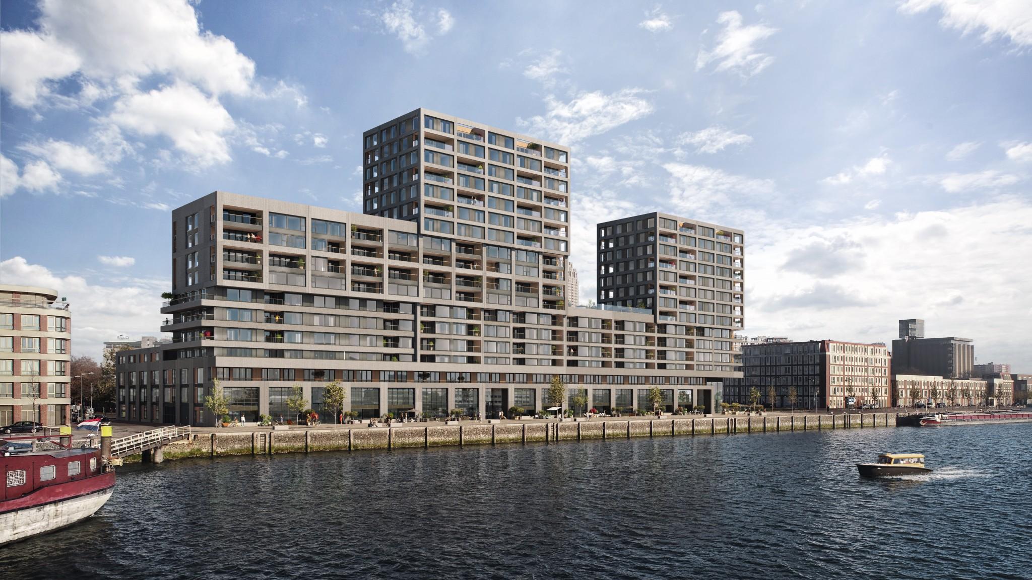 Havenkwartier Rotterdam